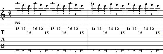 Eric Clapton Inspired Guitar Lick