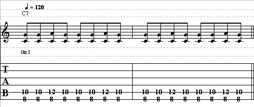 Mustang Sally Blues Guitar Lesson