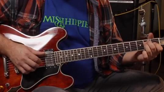 New Blues Guitar Lessons 3