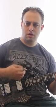 Guitar School -- Funk Guitar Strum