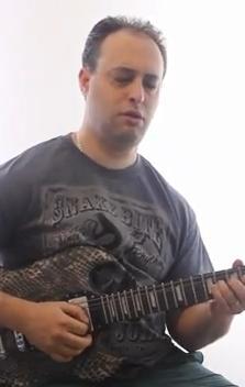 Guitar tips Super Simple SRV Lick