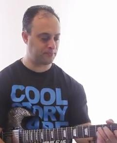 Easy Guitar Lesson on Modes