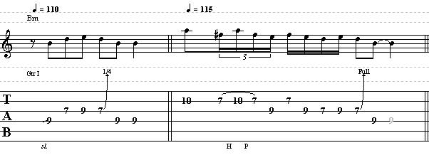 How to Create a Blues Lick – Blues Guitar Lesson
