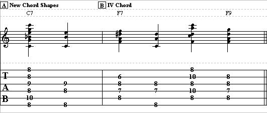 More Guitar Tips About Comping Blues
