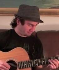 Blues Guitar Riff in A - Blues Guitar Lesson
