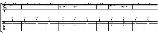 Blues-Bending-Exercise-Over-a-12-Bar-Chord-Progression-Blues-Guitar-Lesson