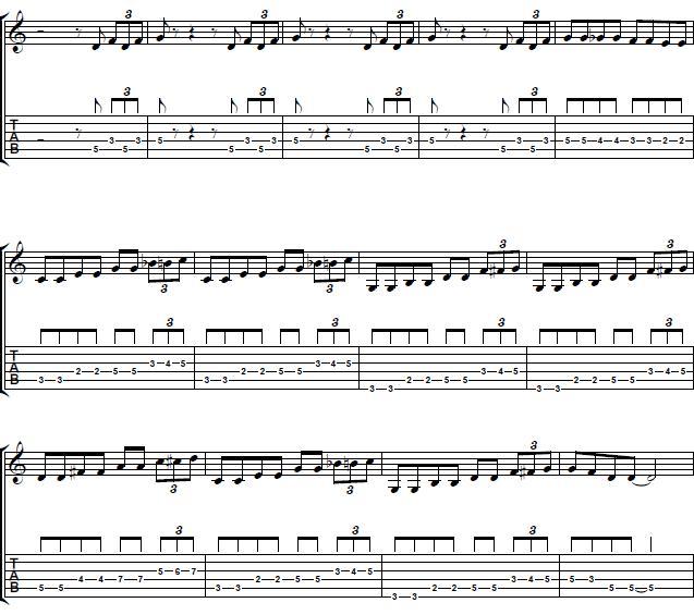 Blues-Guitar-Lesson-on-Muddy-Waters-Hoochie-Coochie-Man-Guitar-Riff