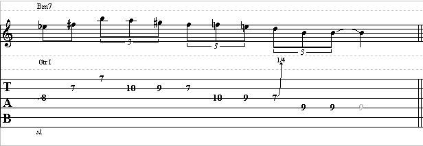 Blues Guitar Lick of the Day – Blues Lead Guitar Lesson