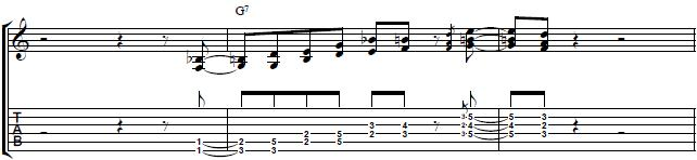 Chord-Soloing-Over-a-Blues-Progression-Rhythm-Blues-Guitar-Lesson