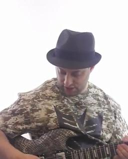 Cool Guitar Tips For Playing Artificial Harmonics - Electric Guitar Lesson