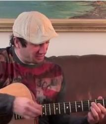 Guitar Lick Over a Blues Shuffle Rhythm - Blues Guitar Lesson