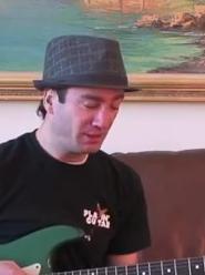 How to Embellish a 12 Bar Blues Chord Progression - Rhythm Blues Guitar Lesson