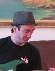 How to Embellish a Shuffle Rhythm Pattern - Blues Guitar Lesson