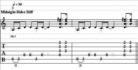 Learn How to Play Guitar Riffs – Rhythm Guitar Lesson on Riffs