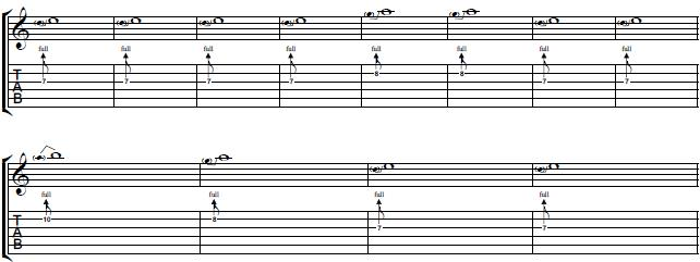 String-Bending-Exercise-Electric-Blues-Guitar-Lesson