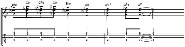 Jazz Guitar Lick in the Style of Wes Montgomery - Lead Jazz Guitar Lesson