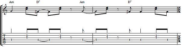 Learn to Play a `Montuno´ Latin Rhythm on Guitar - Rhythm Guitar Lesson