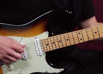Blues Guitar Lesson - Danny Gatton style rhythm