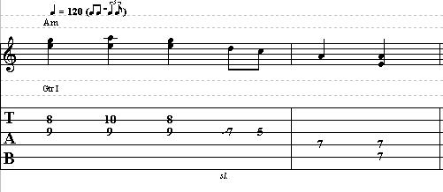 Learn How to Play Licks with Double Stops – Lead Guitar Lesson on Double Stops – Part 2