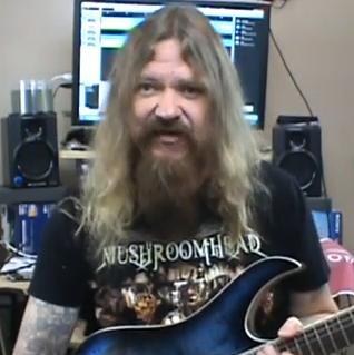 GuitarControl.com presents instructor Darrin Goodman teaching a guitar mode exercise part 1.