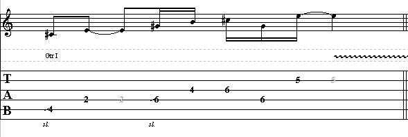 Easy Melodic Guitar Lick – Lead Guitar Lesson on Melodic Licks