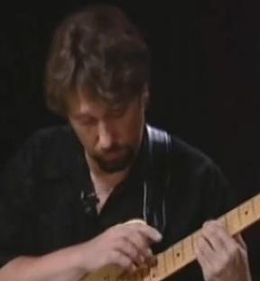Touch Guitar Technique