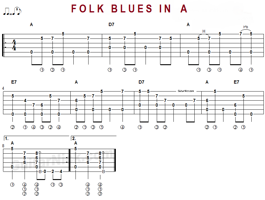 Guitar-folk-blues-in-a-fingerstyle-guitar-tab.png