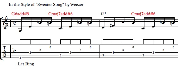 How To Play Undone The Sweater Song - Weezer